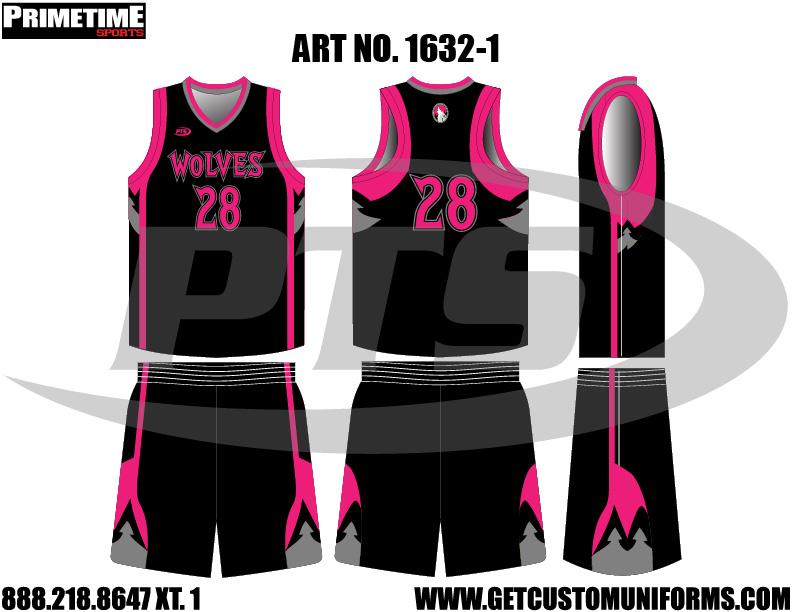 d0c27f5ba65 Custom Basketball Uniforms - Details - Primetime Sports Apparel